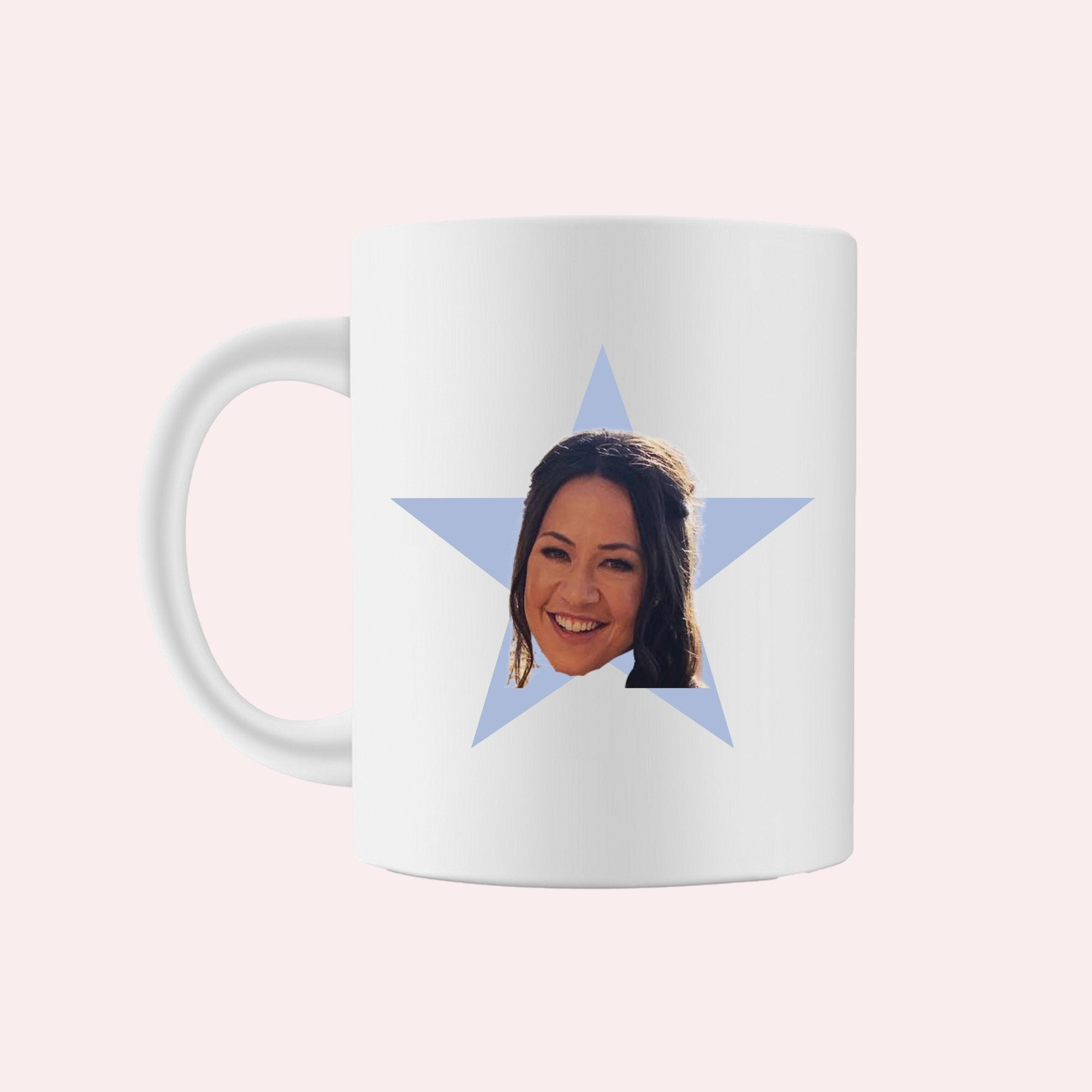 The Office Star Mug - Sprinkled With Pink #bachelorette #custom #gifts