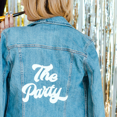 The Party Denim Jacket