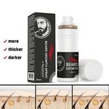 Nutrition Stimulator Fast Growth Spray Beard Serum - Beard Comb, Growth oil, Brushes,  trimmer & Wax