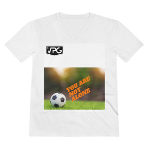 VPG #YouAreNotAlone Lightweight V-Neck Tee
