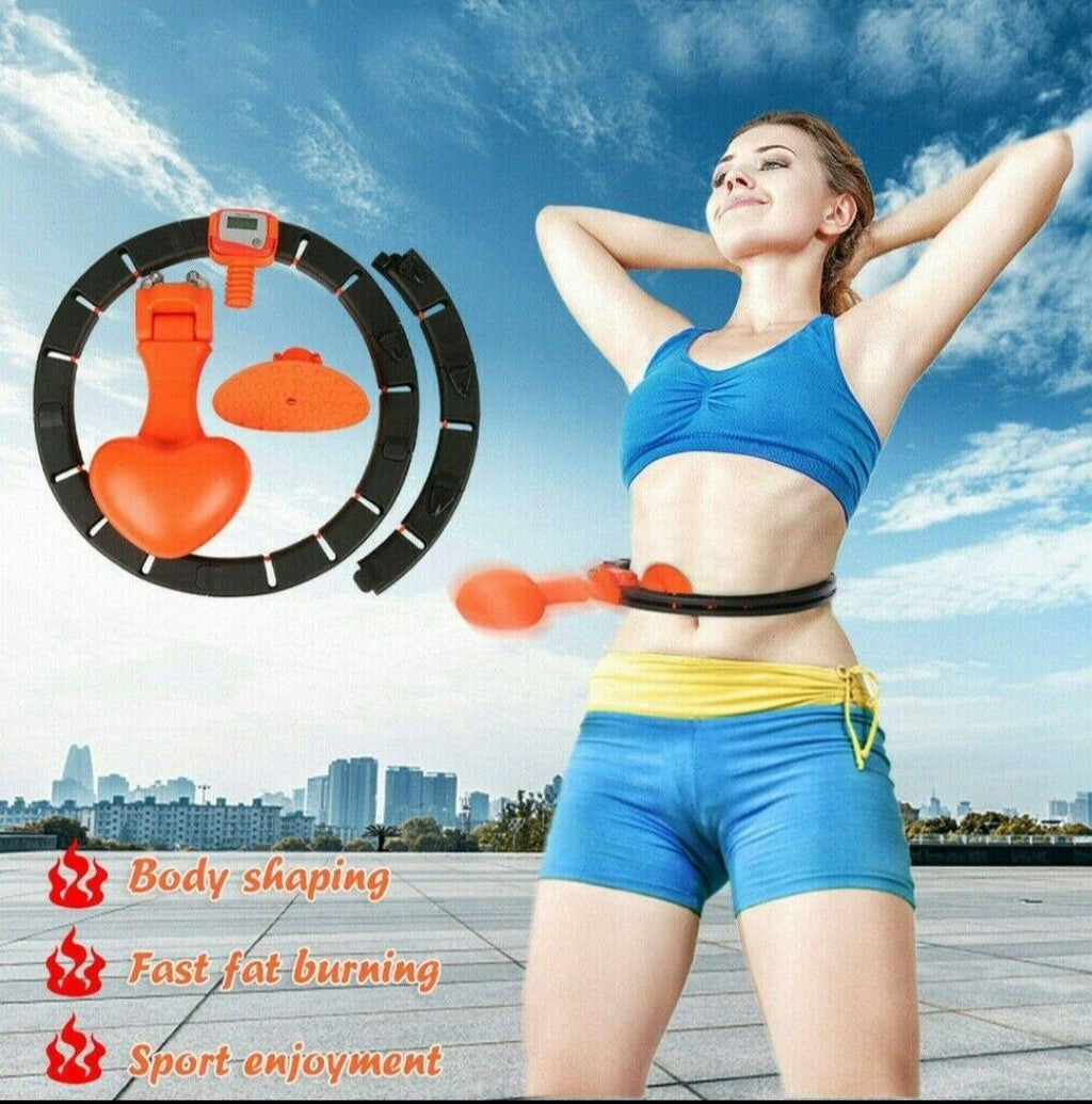 AIO Smart Slimming Hula Hoops