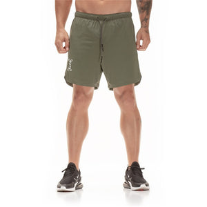 Men's Running Shorts (able to keep your mobile devices)