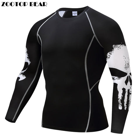 Bodybuilding Top Fitness Weight lifting Base Layer(FREE SHIPPING)