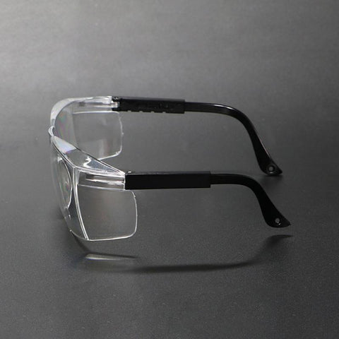 AioProtection Retractable Temples Glasses Breathable Windproof Goggles