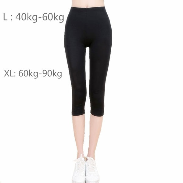 AIO Fashion Push Up Leggings For Workout (Polyester V-Waist)