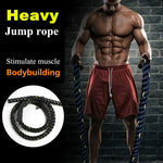 Aio Multi-Cross-Fit Heavy Jump Rope