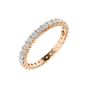 14k Gold 7/8 Carat Diamond Eternity Band - Talisman Collection Fine Jewelers