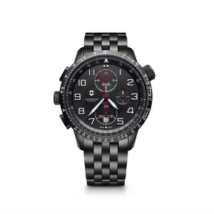 Victorinox Swiss Army Airboss Mach 9 Black Edition - Talisman Collection Fine Jewelers