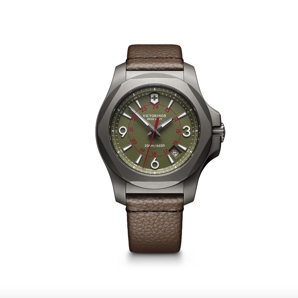 Victorinox Swiss Army I.N.O.X. Titanium - Talisman Collection Fine Jewelers
