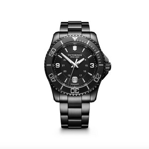 Victorinox Swiss Army Maverick Black Edition - Talisman Collection Fine Jewelers