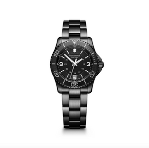 Victorinox Swiss Army Small Maverick Black Edition - Talisman Collection Fine Jewelers