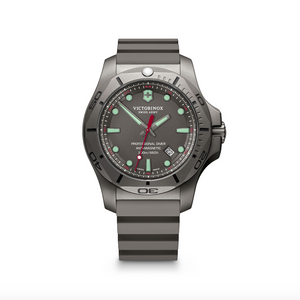 Victorinox Swiss Army Gray I.N.O.X. Titanium Professional Diver - Talisman Collection Fine Jewelers