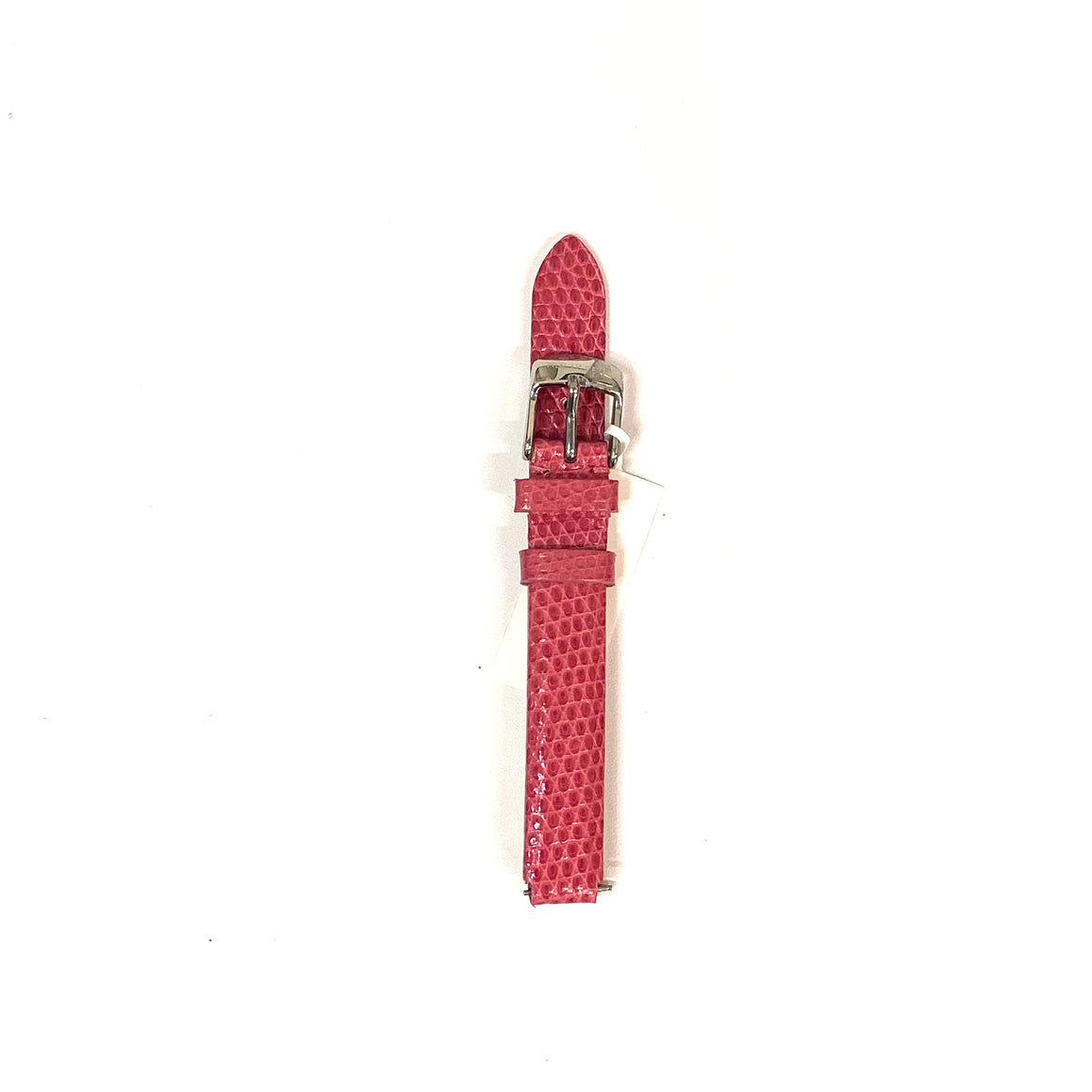 Philip Stein Pink Lizard Watch Band, Size 4 (12mm)