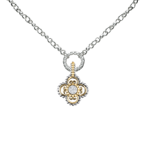 Multi-Pave Diamond Cross by Vahan - Talisman Collection Fine Jewelers