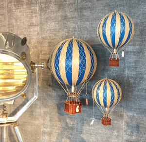 Authentic Models Floating the Skies Mini Hot Air Balloon - Talisman Collection Fine Jewelers