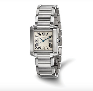 Certified Pre-Owned Cartier Mens Tank Francaise Watch