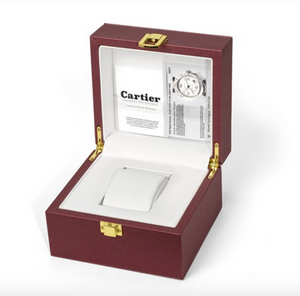 Certified Pre-Owned Cartier Unisex Pasha C Automatic Watch - Talisman Collection Fine Jewelers