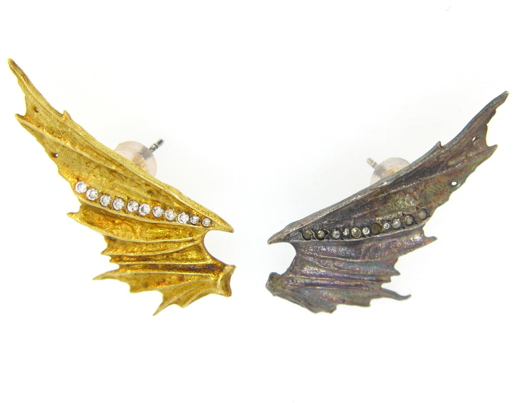 Atelier Minyon Wing Earrings