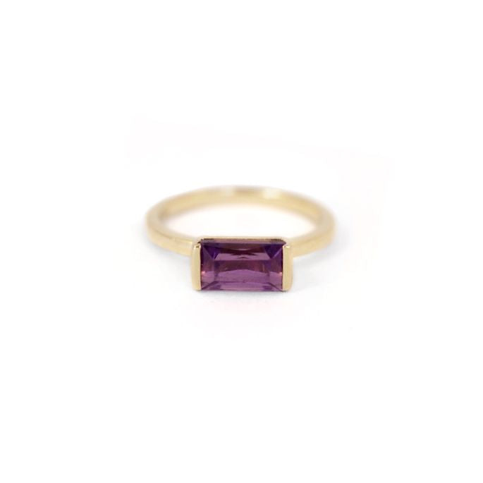 Amethyst Bonbon Ring - Talisman Collection Fine Jewelers