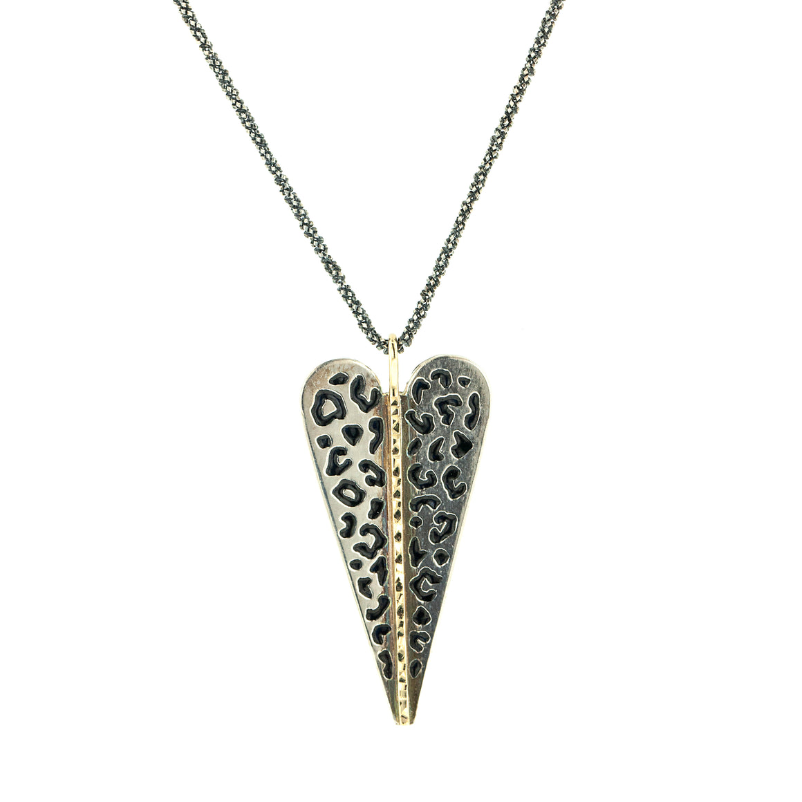 Wildness Heart Necklace by Margisa - Talisman Collection Fine Jewelers