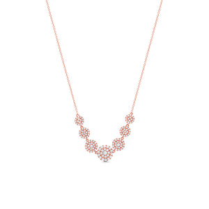 Diamond Cascade Necklace by Graziela - Talisman Collection Fine Jewelers