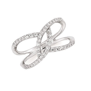Eternity Knot Diamond Ring - Talisman Collection Fine Jewelers