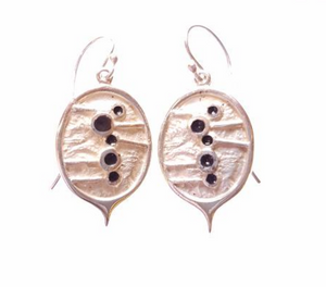 Honesty Drop Earrings by Andrew O'Dell - Talisman Collection Fine Jewelers