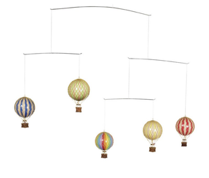 Hot Air Balloon Mobile - Talisman Collection