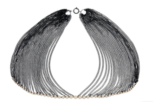 Convertible Pearl Necklace by Melanie Georgacopoulos - Talisman Collection