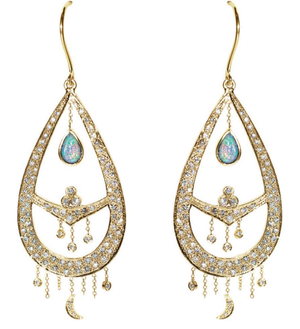 """Carmen"" Earrings by Unhada - Talisman Collection Fine Jewelers"