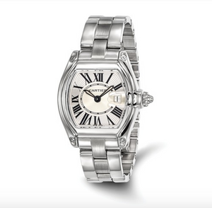 Certified Pre-Owned Cartier Ladies Roadster Watch