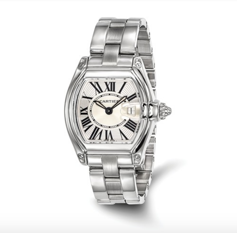 Certified Pre-Owned Cartier Ladies Roadster Watch - Talisman Collection Fine Jewelers