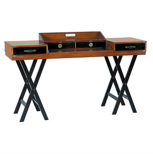 Authentic Models Palmer Desk - Talisman Collection Fine Jewelers