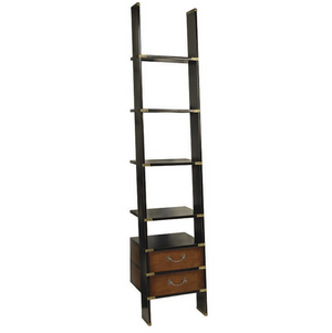 Authentic Models Library Ladder Shelving - Talisman Collection Fine Jewelers