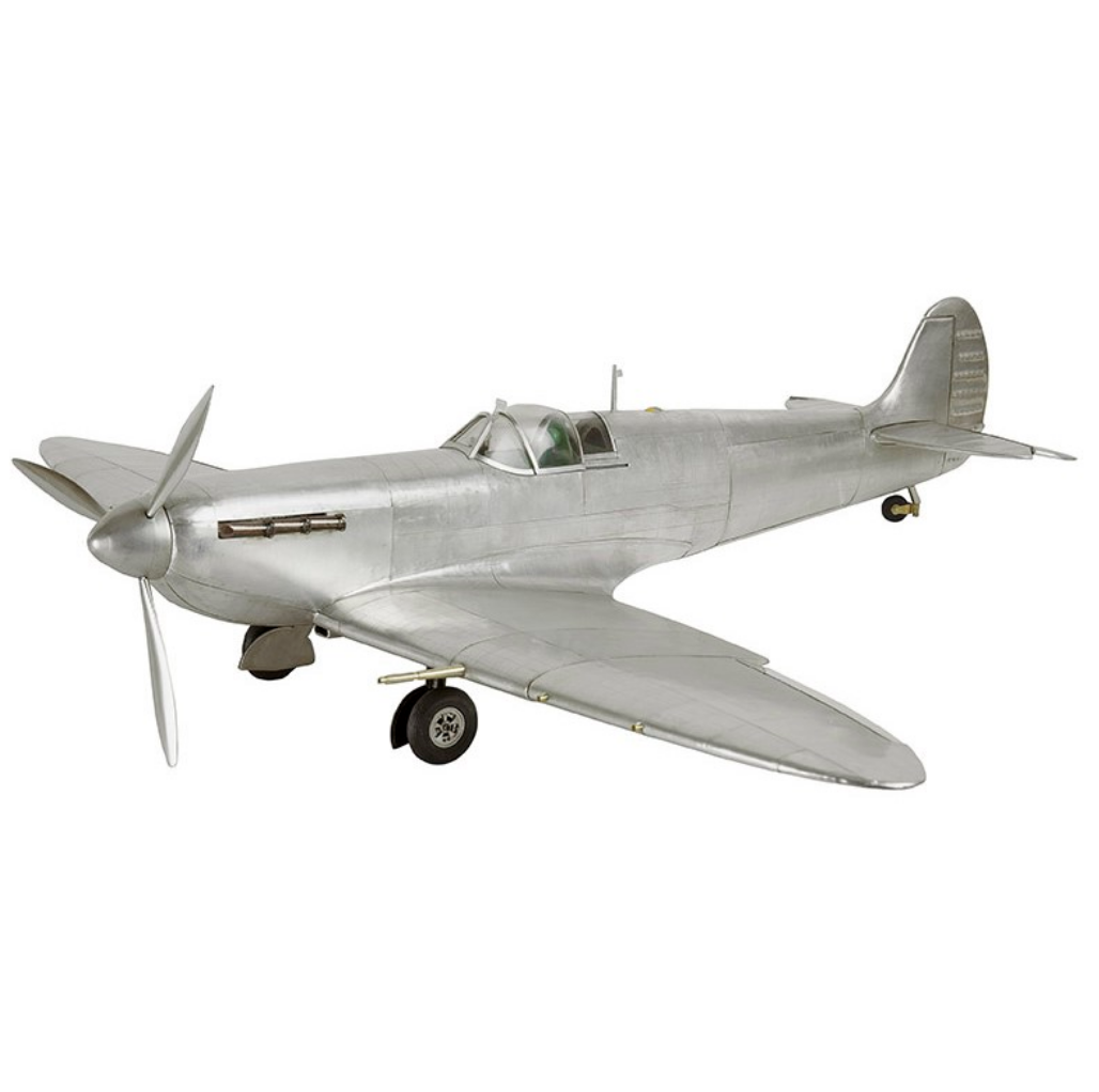 Authentic Models Spitfire Plane Model - Talisman Collection Fine Jewelers