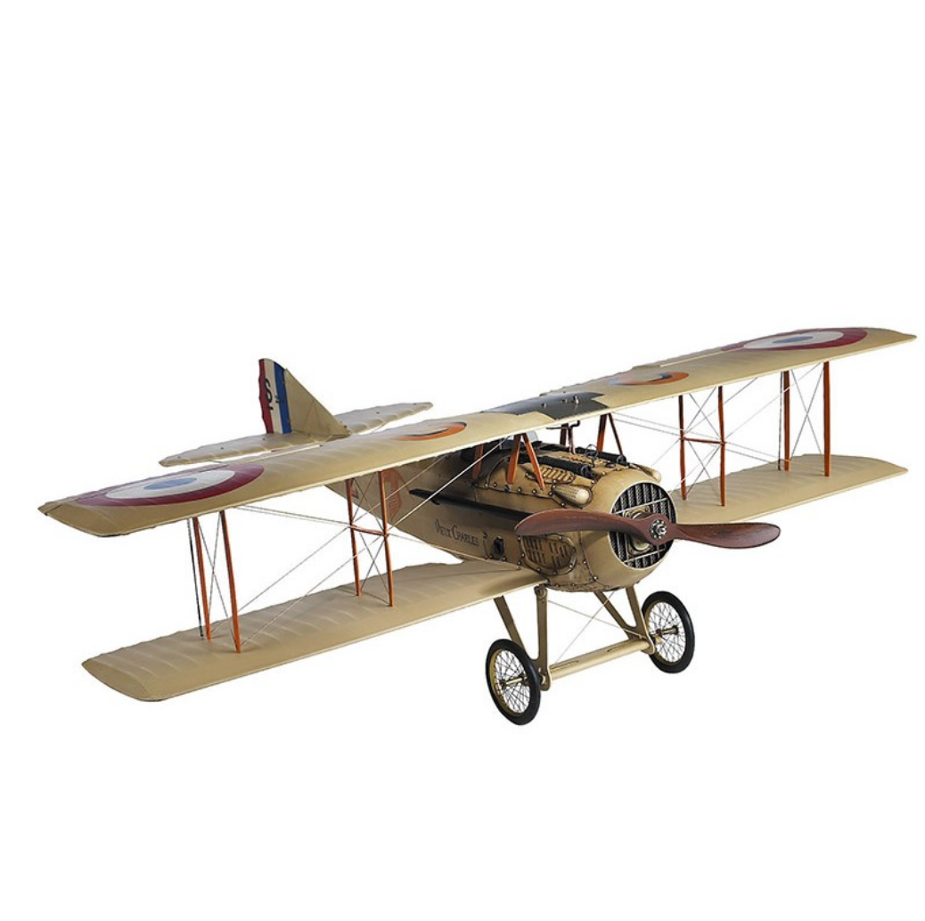 Authentic Models Spad XIII French Model Plane