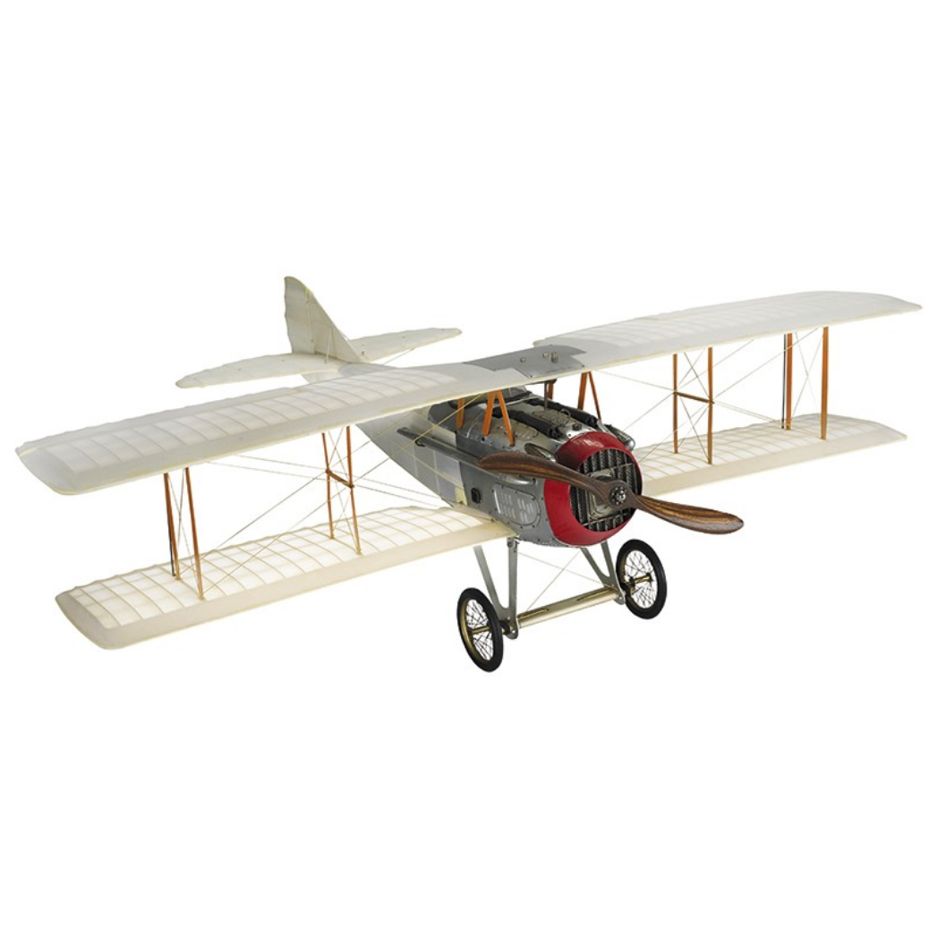 Authentic Models Transparent Spad Model Plane - Talisman Collection Fine Jewelers
