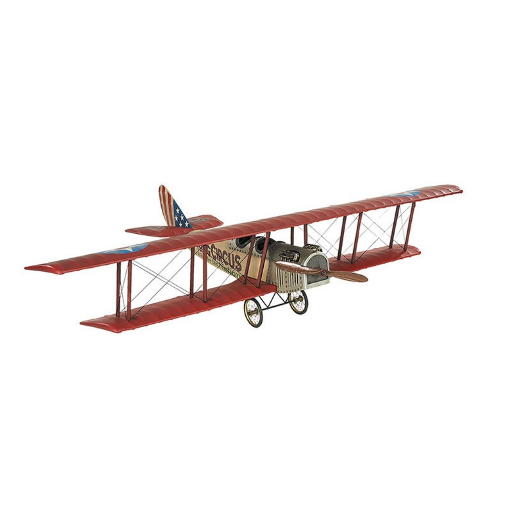 Authentic Models Jenny Flying Circus Model Plane - Talisman Collection Fine Jewelers