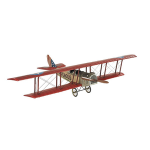 Authentic Models Jenny Flying Circus Model Plane
