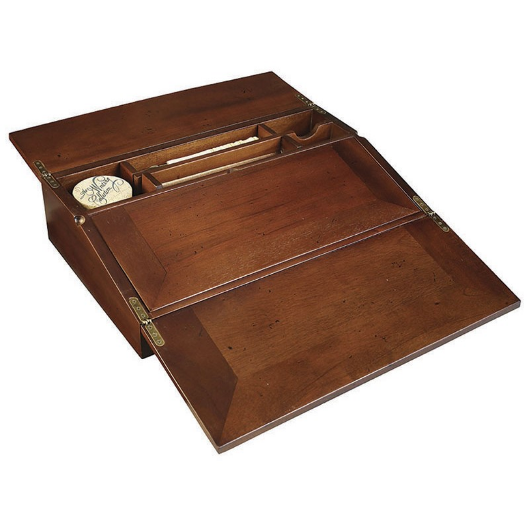 Authentic Models Campaign Lap Desk - Talisman Collection Fine Jewelers