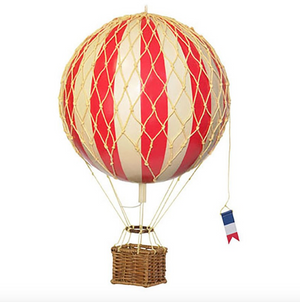 Authentic Models Travels Light Small Hot Air Balloon - Talisman Collection Fine Jewelers