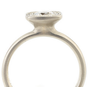 Anne Sportun Alexa Engagement Ring