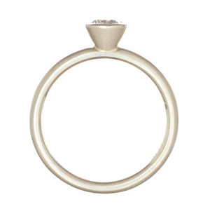 The Classic Anne Engagement Ring by Anne Sportun - Talisman Collection Fine Jewelers