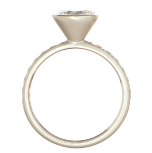 Louisa Engagement Ring by Anne Sportun - Talisman Collection Fine Jewelers