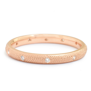 Anne Sportun Stardust Diamond Wedding Band - Talisman Collection