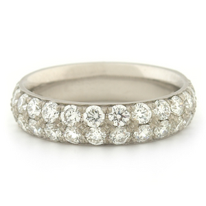 Anne Sportun Timeless Pave Band - Talisman Collection Fine Jewelers