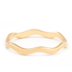 Anne Sportun Wave Band - Talisman Collection Fine Jewelers