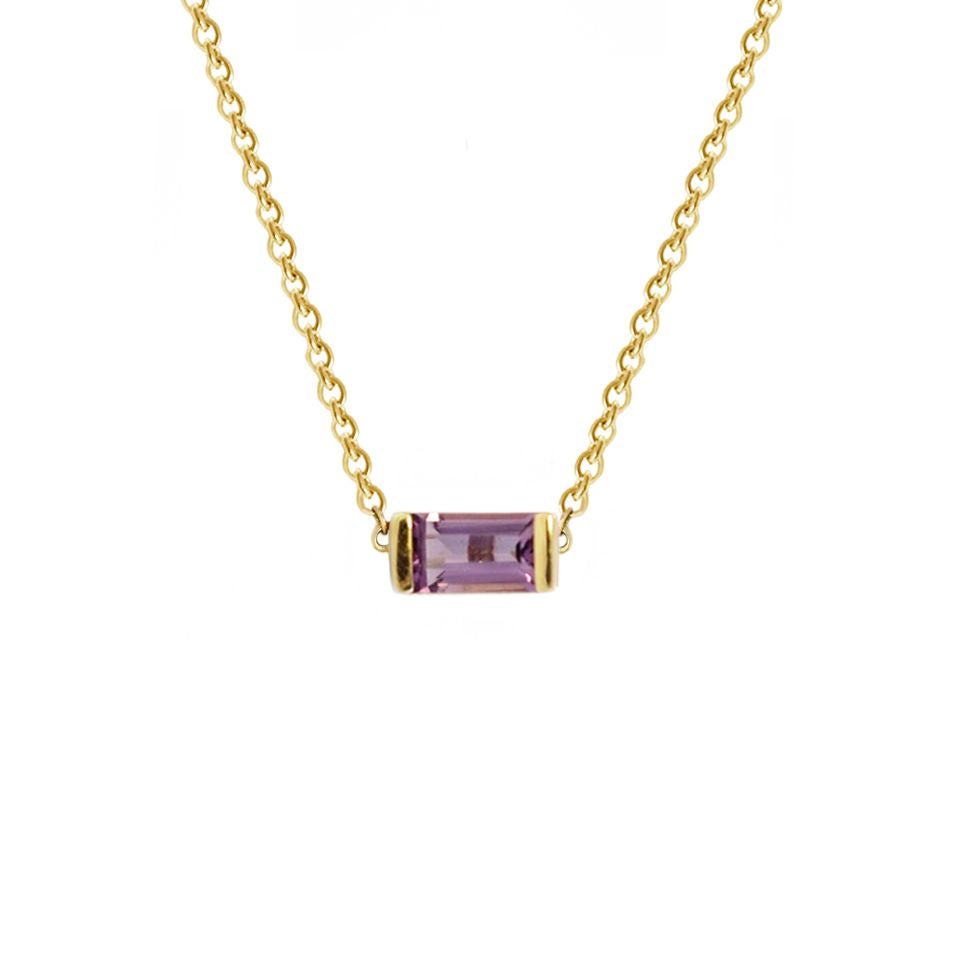 Amethyst Bonbon Necklace - Talisman Collection Fine Jewelers