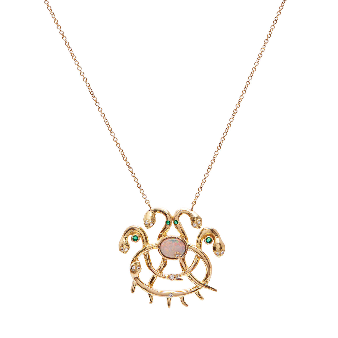"""Atrayu"" Necklace by Unhada - Talisman Collection Fine Jewelers"