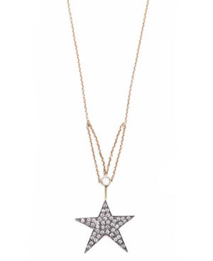 """Bright Star"" Necklace by Unhada - Talisman Collection"
